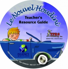 Le Nouvel Houdini - Teacher's Guide On CD