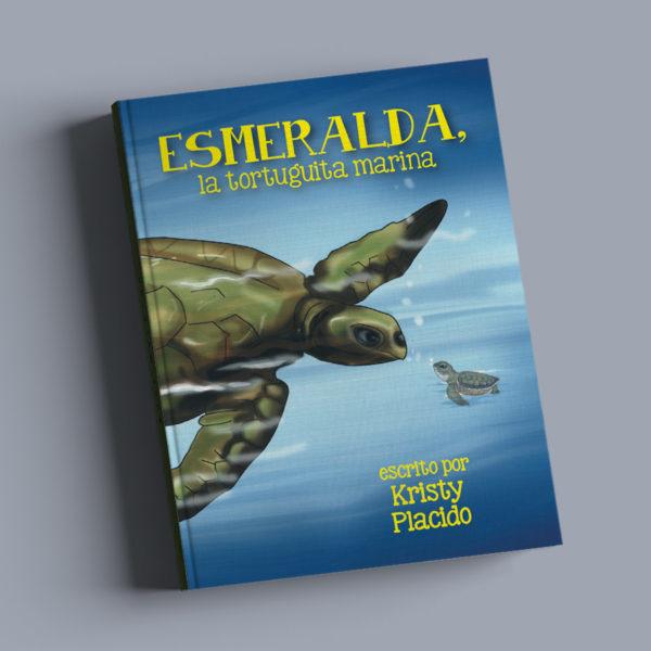N I E U W | Beginners - Esmeralda, la tortaguita marina – by Kristy Placido