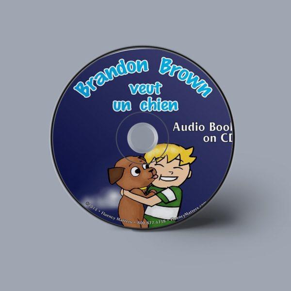 Brandon Brown veut un chien - audio cd