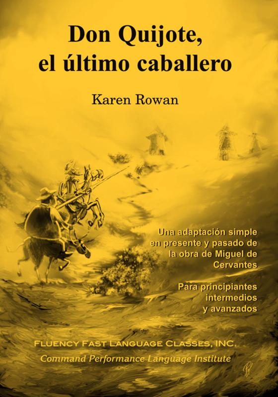 Don Quijote, el último caballero - CEFR A1/A2