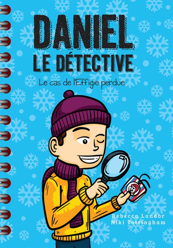 N I E U W ! | Beginners / ERK A1 | Daniel le détective - le cas de l'Effigie perdue