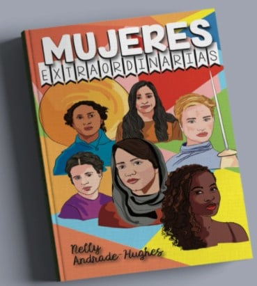 N I E U W !    A1 & A2 in 1 band   Mujeres extraordinarias - Nelly Andrade-Hughes