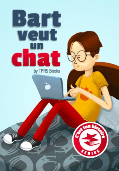 Bart veut un chat - TPRS books | ERK A1