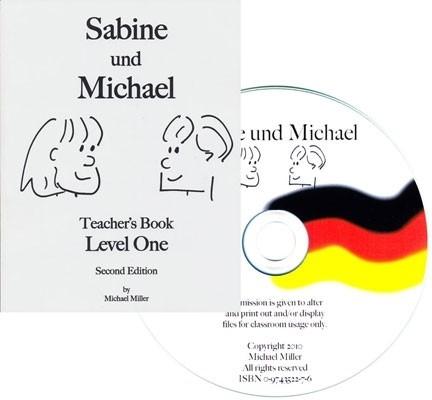 1 Sabine und Michael - Blackline CD lesmateriaal niveau 1