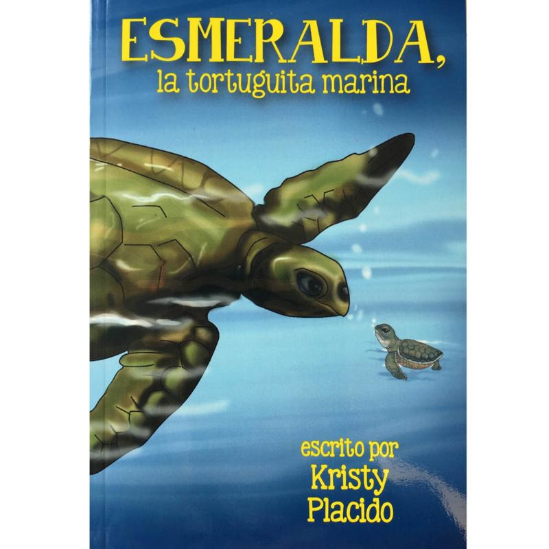 N E W | Beginners - Esmeralda, la tortaguita marina – by Kristy Placido