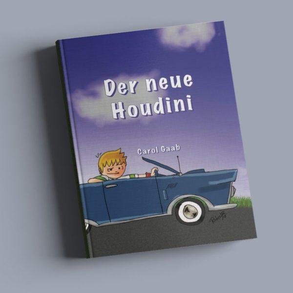 A1 | Der neue Houdini - Carol Gaab
