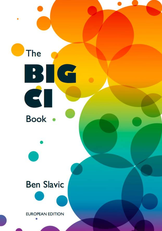 The Big CI-book - Ben Slavic