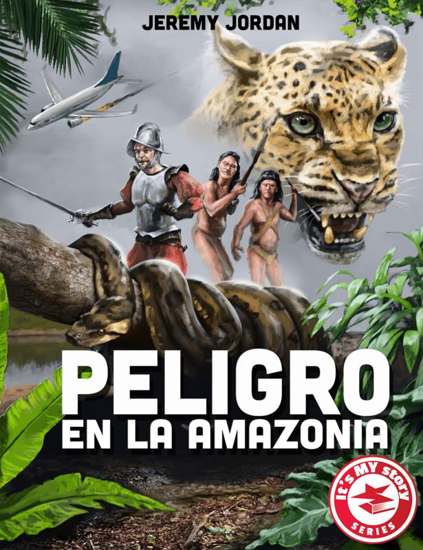 A2 | Peligro en la Amazonia - Jeremy Jordan