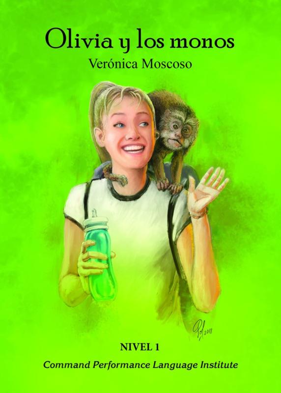 Olivia y los monos - Verónica Moscoso | Beginners - ERK A1 / TPRS CI