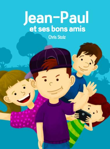 Jean-Paul et ses bons amis | CEFR A1