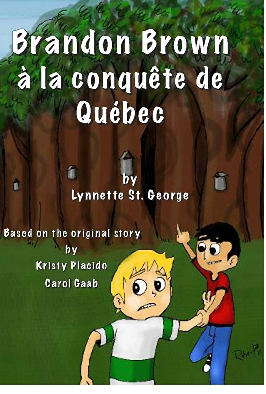Brandon Brown à la conquête de Quèbec - Beginners to CEFR A1