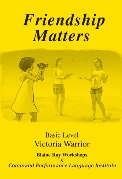 Friendship matters | ERK A1