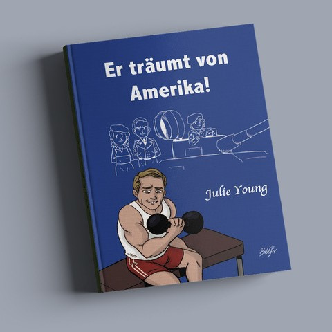 A1 | Er träumt von Amerika - Julie Young