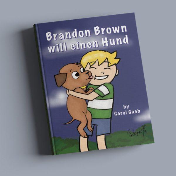 Beginners/ A1 | Brandon Brown serie van vier boekjes - CI/TPRS