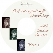 TPRS - 3 dvd's tweedaagse workshop TPR Storytelling Susan Gross