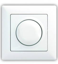 Dimmer aan/uit  600Watt   (compleet)
