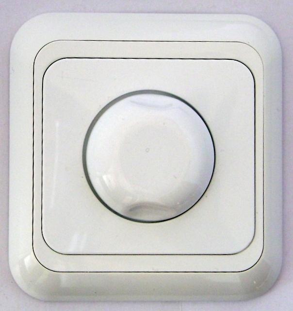 Dimmer inbouw 0/1000 w  (compleet)