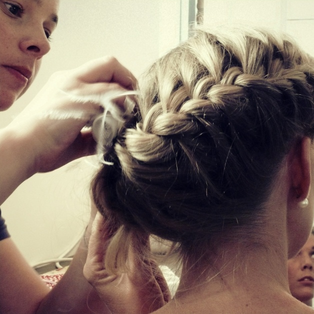 visagie - marlou Limburg heerlen aan het werk bruidsmake-up en bruidskapsel