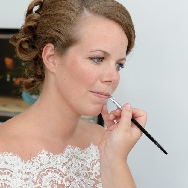 visagie - marlou Limburg heerlen aan het werk bruidsmake-up