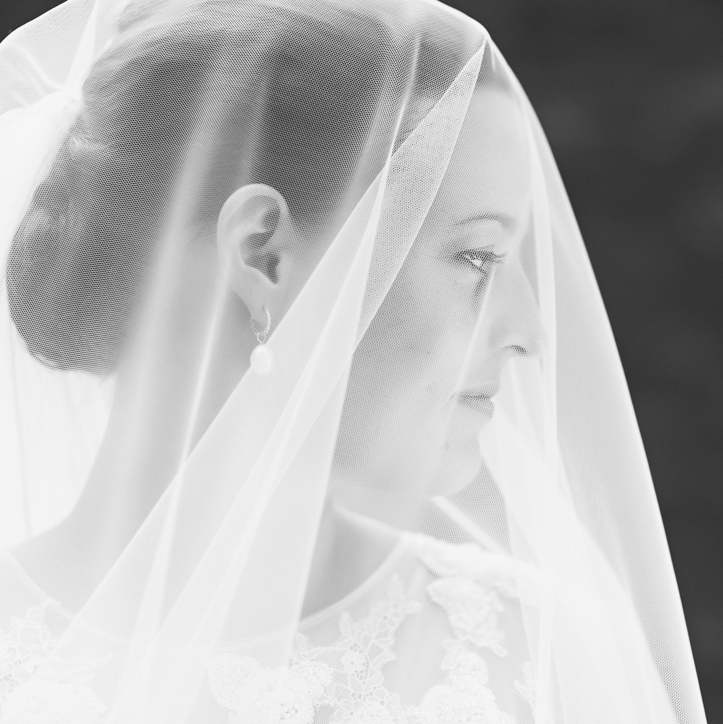 Bruidsvisagist van Limburg