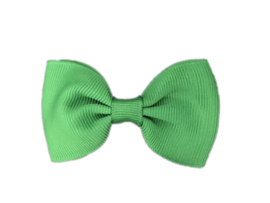 Haarstrik Groen - 6,5 cm - Kids-Ware