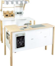 Multifunctionele speelwinkel - keuken
