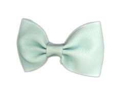 Haarstrik Licht Mint - 6,5 cm - Kids-Ware