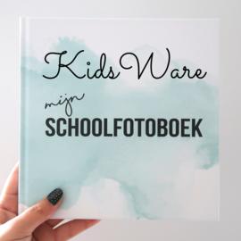 Schoolfotoboek met naam  - Mint