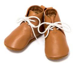 Baby Dutch - Slofje hoog model - Effen kleur