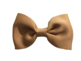 Haarstrik Mosterd - 6,5 cm - Kids-Ware