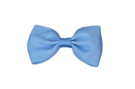 Haarstrik Zeeblauw - 6,5 cm - Kids-Ware
