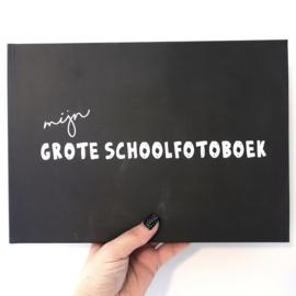 Mijn grote schoolfotoboek