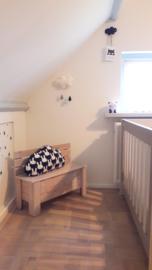 De babykamer van Duuk
