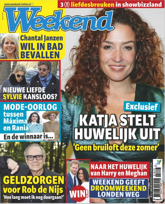 Weekend nr. 13 2018
