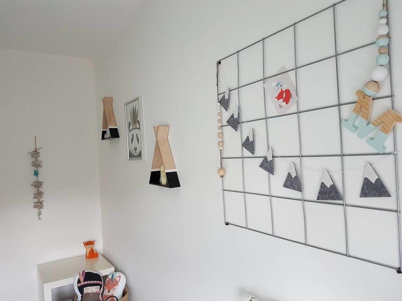 De kamer van Mila
