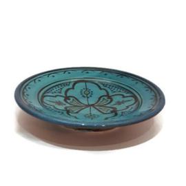 Gebaksbordje - Turquoise