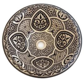 Marokkaanse waskom - 40 cm | Zagora
