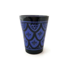 Beker - Touareg blue
