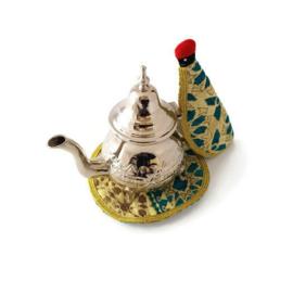 Marokkaans theemannetje - Ayoub