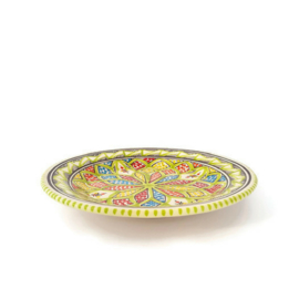 Bord pistache - 25 cm