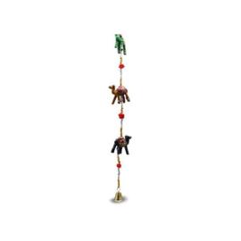 Slinger | Camel string | Multicolor