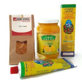 Kruidenpakket - 1001-smaken!