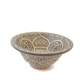 Marokkaanse waskom - 30 cm | Medina