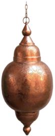 Hanglamp filigrain - arabia | vintage koper