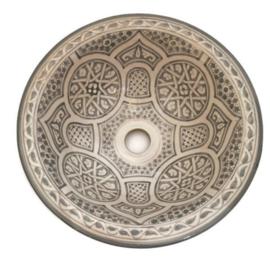 Marokkaanse waskom - 30 cm   Medina