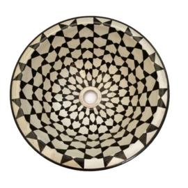 Marokkaanse waskom - 35 cm   Zagora