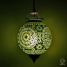 Hanglamp L - groen TD