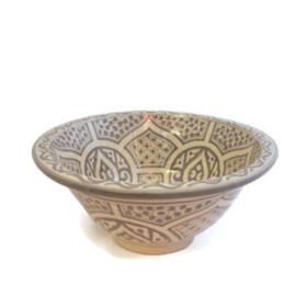Marokkaanse waskom - 35 cm | Medina