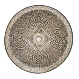 Marokkaanse waskom - 35 cm   Medina