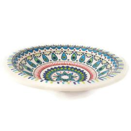 Platte schaal - 35 cm | pavo
